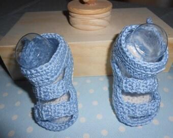 baby 1-3 months cotton sandals