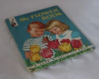My Flower Book, Rand McNally Elf Book