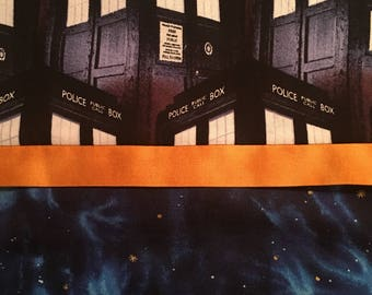Dr. Who, Space & Time (Standard Pillow Cases)