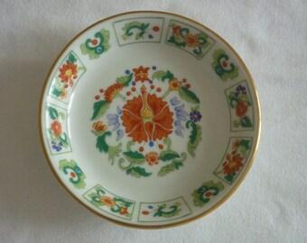 Amakusa small porcelain dish