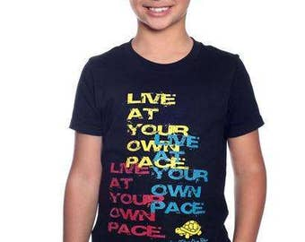 Live At Your Own Pace Tee
