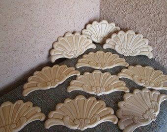 Wooden Accent Pieces-Supplies
