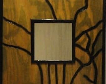 Olive Branch Mirror