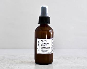 Nọ 71, CLEANSING TONER, Face Mist, Refreshing Mist, Toner, Face Cleanser, Fruit Acid Toner, Fruit Acid, Nourishing Mist