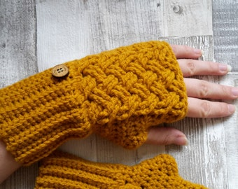 Crochet Gloves, Fingerless Mittens, Wrist Warmers, Fingerless Gloves, Crochet Handwarmers, Texting Gloves, Photography Gloves, Gifts for Her