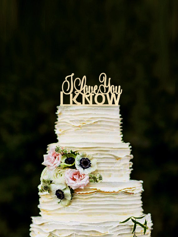 country wedding cake toppers australia i you i wedding cake topper wars inspired wood 13005
