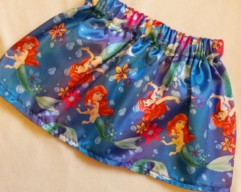 Disney Little Mermaid Skirt