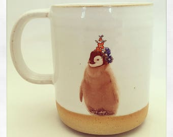 Talk to the Animals- Penguin Mug