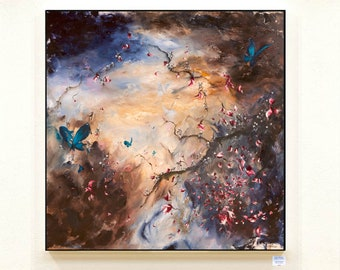 Halo of Flies - Limited edition giclee print