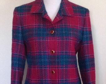 1980's Pendleton wool blazer