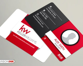 Realtor Business Cards printing -  Custom Thick business cards