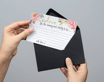 Floral Advice Card