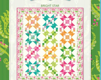 Primavera Quilt kit by Riley Blake