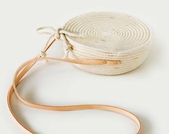 Julia circle rope bag