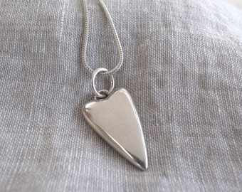 silver heart pendant-lhp.tp.306
