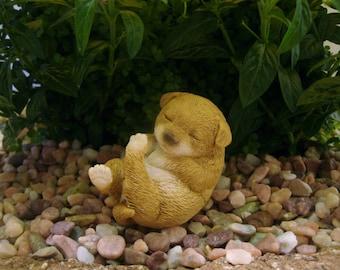 Puppy - Fairy Garden - Terrarium - Miniature Gardening