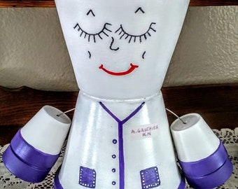 Nurse pot