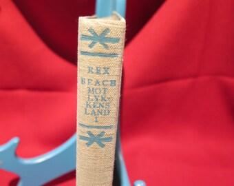 Mot Lykkens Land 1Nasjonalforlaget 1935 Norway Norwegian