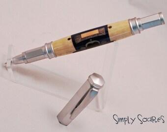 Handturned Vintage Auto Pen