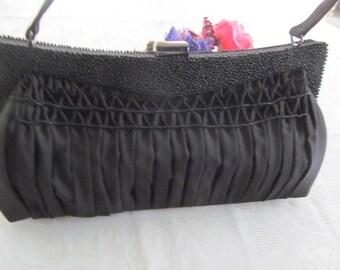 Vintage Preston York Handbag Bag Purse