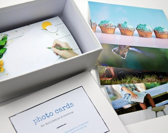 Facilitation Photo Card Sets - Boxed Set of 70 photographs