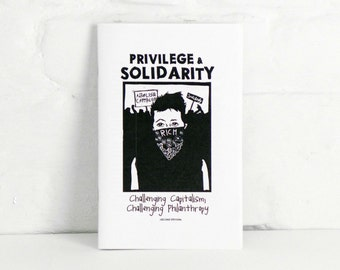 Privilege and Solidarity: Challenging Capitalism, Challenging Philanthropy