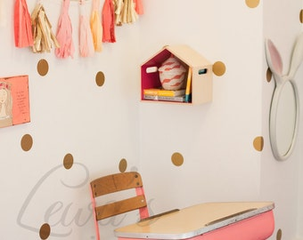 Dots Vinyl Wall Decals