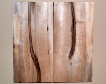 Reclaimed Pallet Wood Canvas (finished wood)