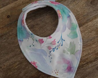 Organic cotton & bamboo bib, ethical clothing