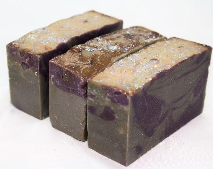 Handmade Shea Butter Soap