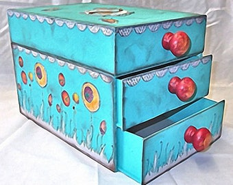Stationery Box Kit - Home Decor - Ideal Gift
