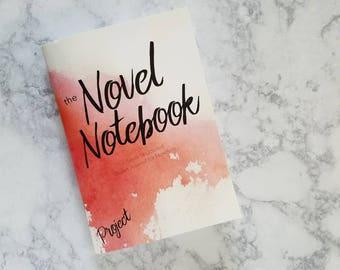 Writer's Bullet Journal // Writer-Themed Planner // Writer Gift // Dotted Pages // Writer Bullet Journal // 6 x 8.25 A5