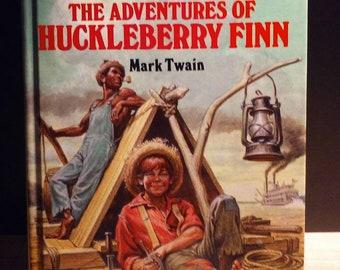 Great Illustrated Classics The Adventures of Huckleberry Finn Mark Twain
