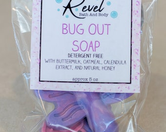 Bug Out Soap | Kid's Soap