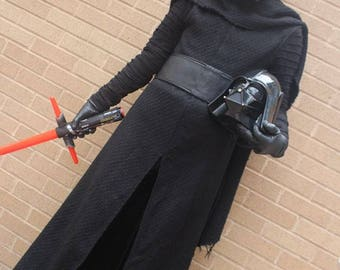 Kylo Ren cosplay costume from Star Wars