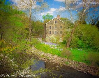 House by the Stream, Bronx Botanical Garden
