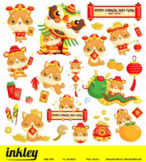 Chinese New Year Clipart Chinese New Year Clip Art Chinese
