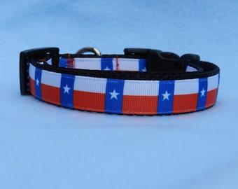 Texas Dog Collar