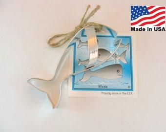 Whale Cookie Cutter by Ann Clark