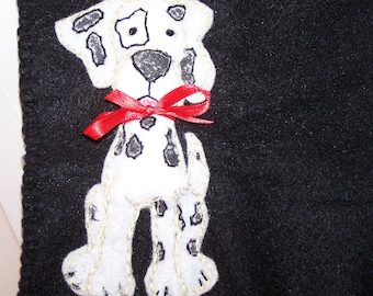 Pet Stockings. Dalmations