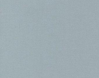 Titanium, Kona Cotton, Gray Fabric, Robert Kaufman Fabrics, Half Yard