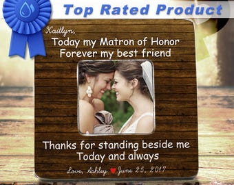 Matron Of Honor Gift Maid Of Honor Gift Matron Of Honor Proposal Bridal Party Gifts Bridesmaid Wedding Party Gift Today My Matron Of Honor