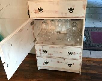 Speakeasy Wine Cabinet