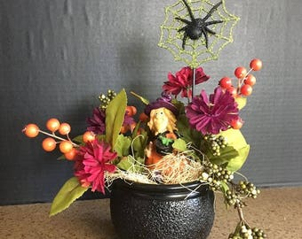Floral Arrangement - Annie Witch