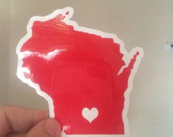 Madison Love sticker