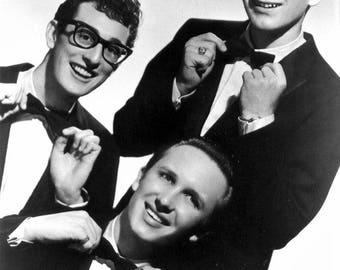 Buddy Holly and the Crickets , 1950's
