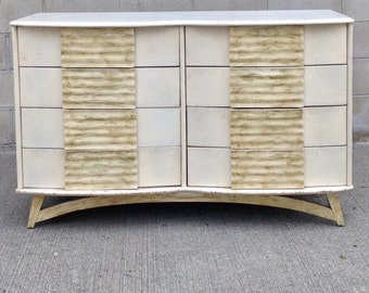 Unique Mid Century Dresser, Mid Century Atomic Furniture, Atomic Age Furniture Sale, Atomic Era Furniture Sale, Space Age Retro Furniture