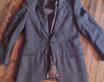 Vintage Men's Pendelton Virgin Wool Jacket 40 Long