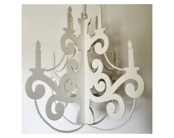 Beaded Chandelier - Home & Party Decor