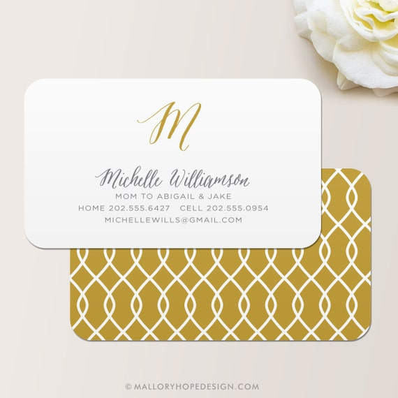Ribbon business card calling card mommy card contact ribbon business card calling card mommy card contact card interior designer calling cards business cards modern business cards colourmoves